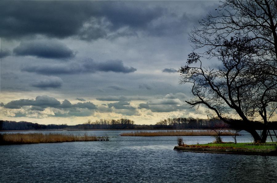 """фото """"Lake Manitou"""" метки: архитектура, пейзаж, вода"""
