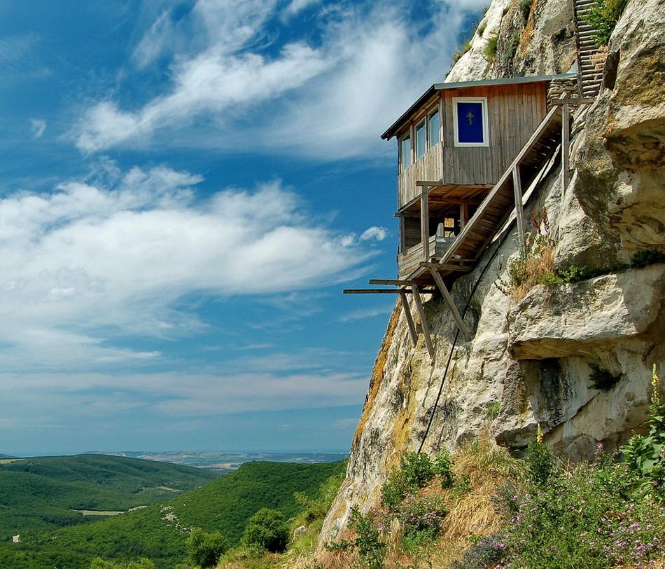 """фото """"Жить у облаков"""" метки: пейзаж, путешествия, горы"""