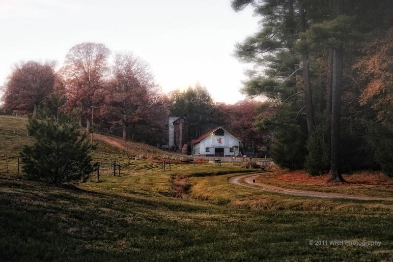 "фото ""Barn at Biltmore Estate"" метки: архитектура, пейзаж,"