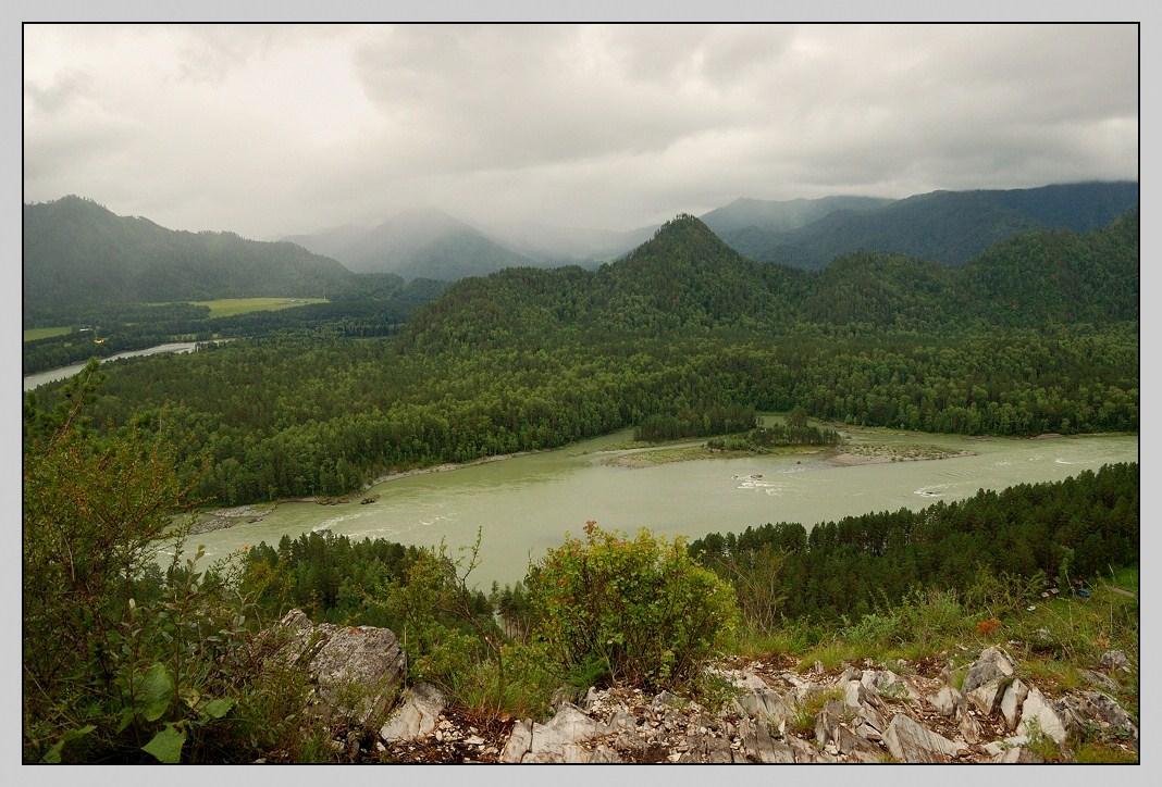 """фото """"Перед дождем"""" метки: пейзаж, горы, лето"""