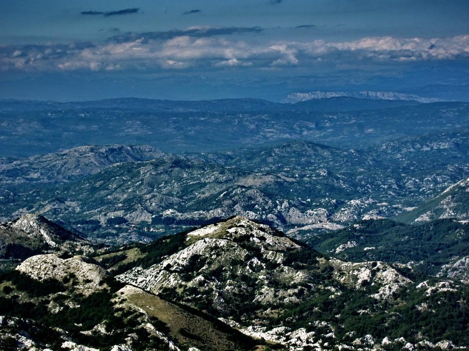 """фото """"Черногория"""" метки: пейзаж, горы"""