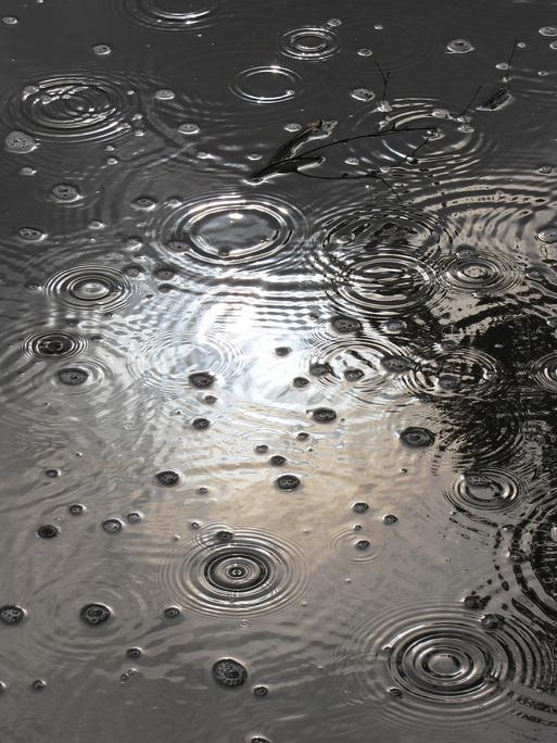 """фото """"дождь"""" метки: пейзаж, абстракция, вода"""