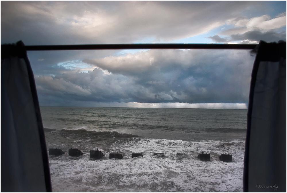 """фото """"Представление проездом"""" метки: пейзаж, вода"""