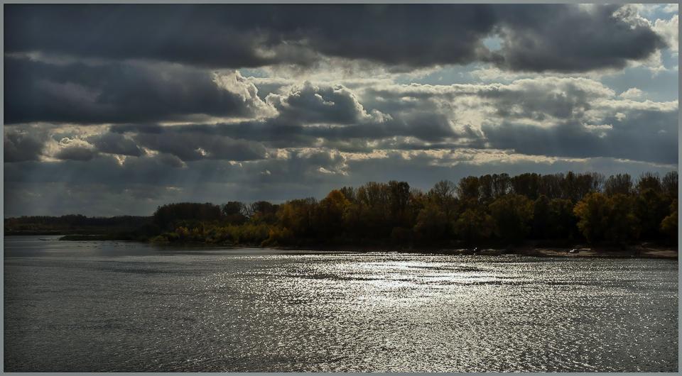 """фото """"Перед дождем..."""" метки: пейзаж, осень"""