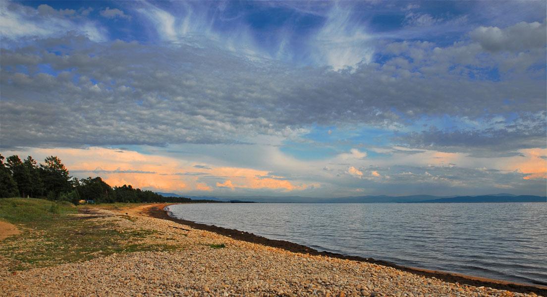 """фото """"Чивыркуйский залив"""" метки: пейзаж, вода"""