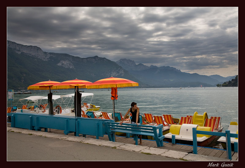 """фото """"Перед дождём"""" метки: пейзаж, вода"""
