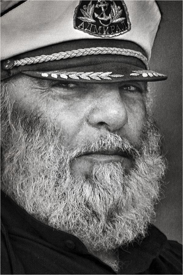 """фото """"Адмирал"""" метки: портрет, мужчина"""