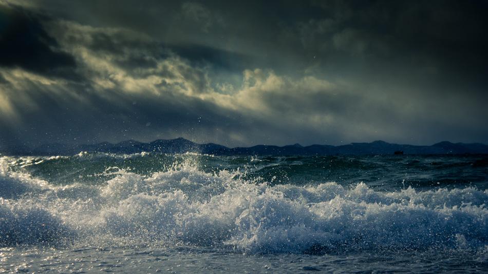"""фото """"Морской прибой"""" метки: пейзаж, вода"""