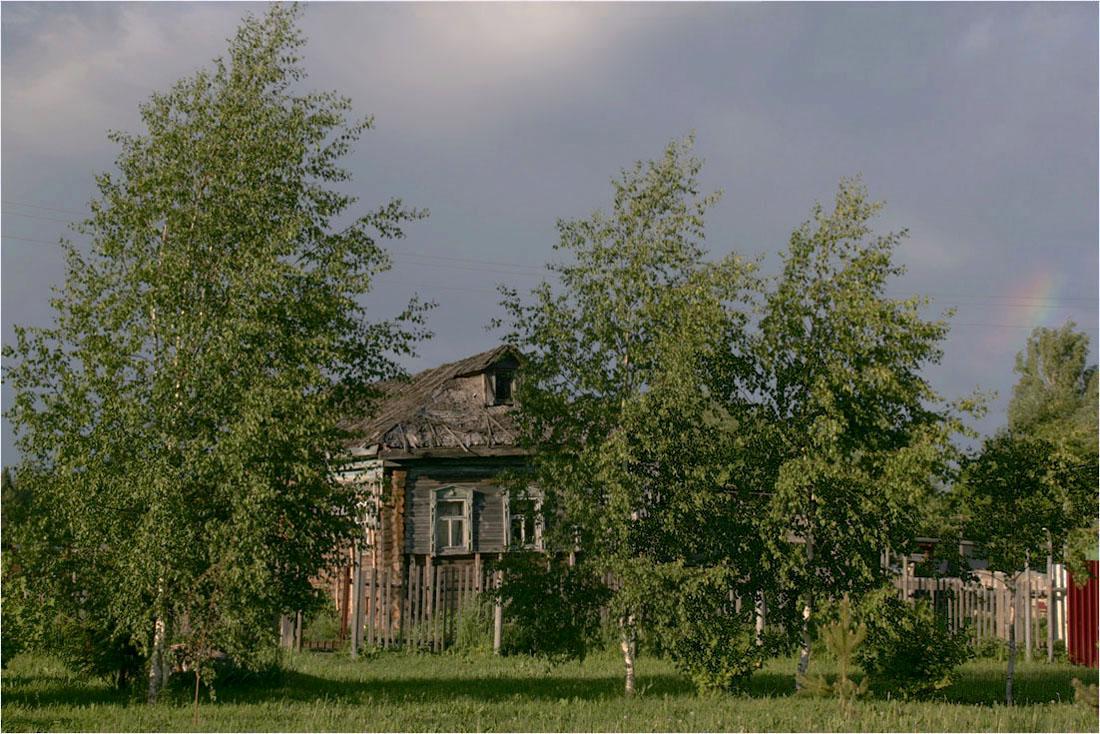 "фото ""Кусочек радуги"" метки: пейзаж, архитектура, лето"