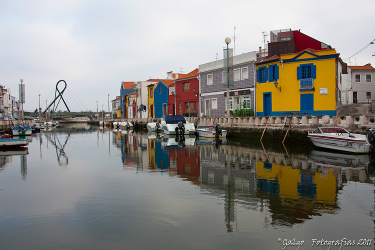 "фото ""Aveiro - Portugal"" метки: пейзаж, вода"