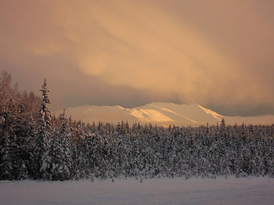 """фото """"Гора"""" метки: пейзаж, путешествия, Северная Америка, горы"""