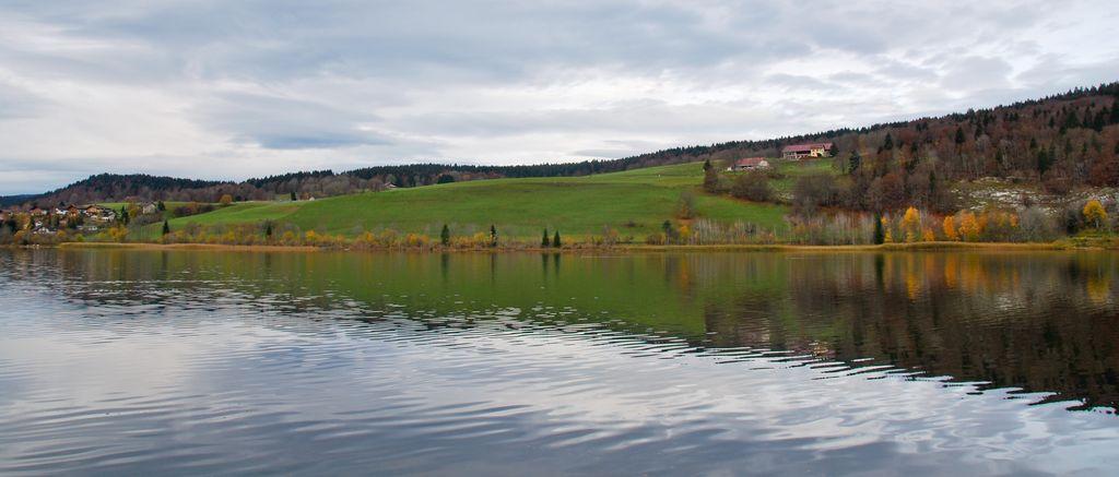 "фото ""Lac de Joux"" метки: пейзаж, вода"