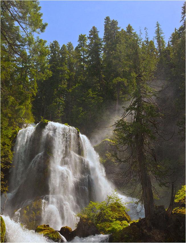 """фото """"В три ручья"""" метки: пейзаж, путешествия, вода"""