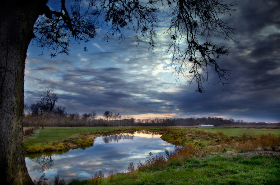 """фото """"October Sky"""" метки: пейзаж,"""
