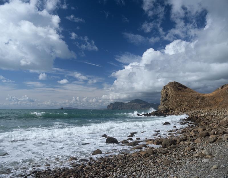 """фото """"Свежий ветер"""" метки: пейзаж,"""