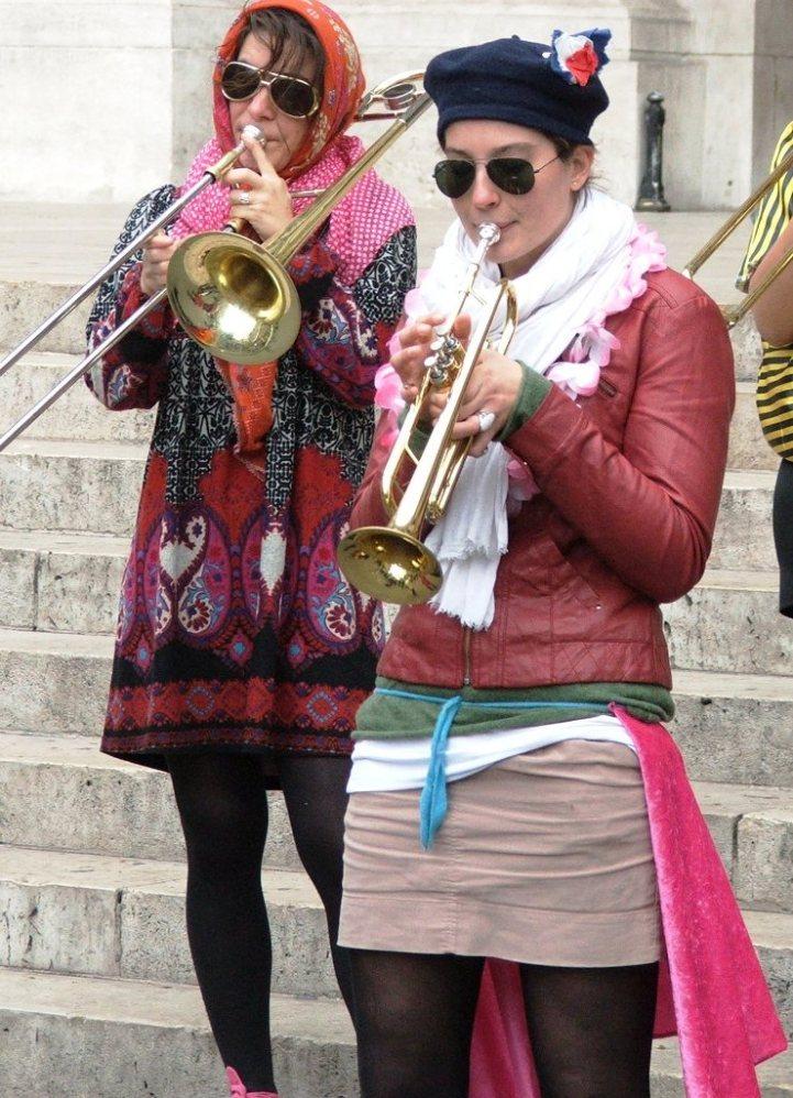 """фото """"Уличные музыканты"""" метки: разное, путешествия, Европа"""