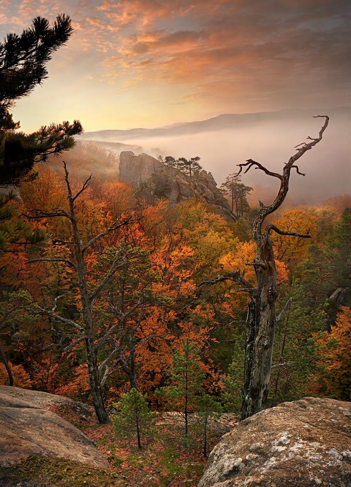 """фото """"Рассвет"""" метки: пейзаж, горы, закат"""