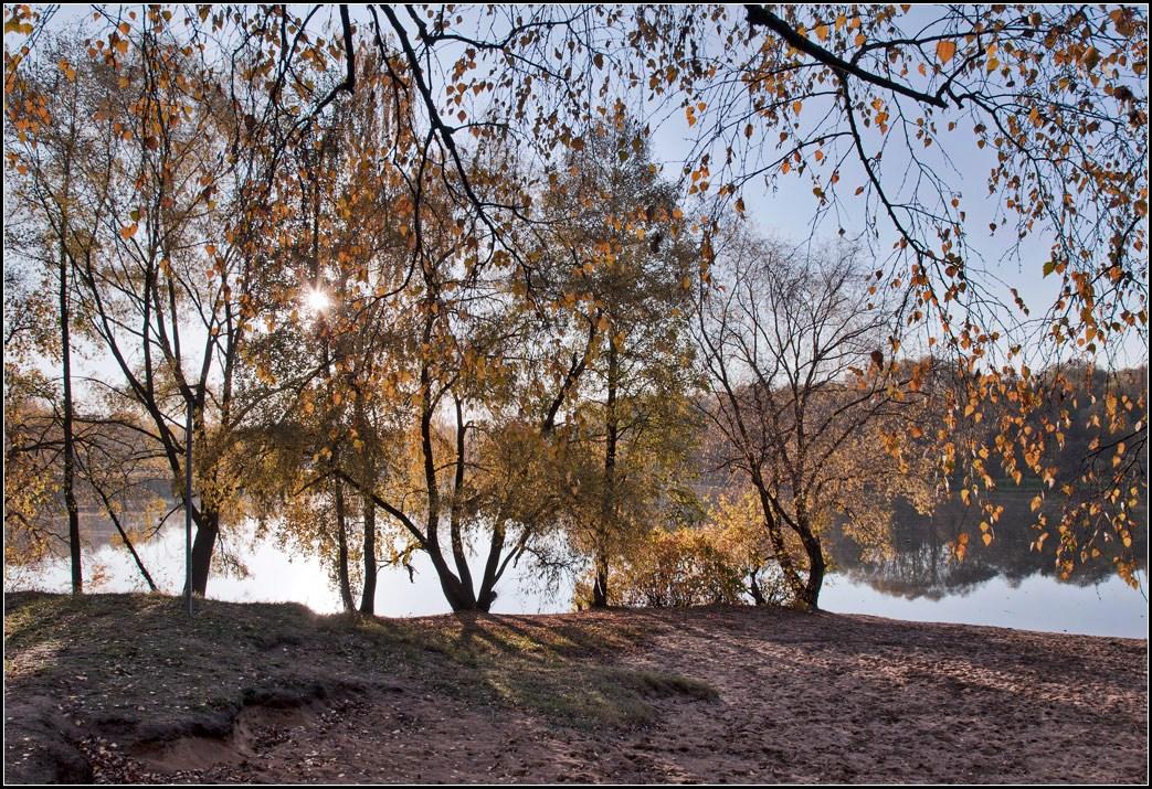 """фото """"прошедшая осень"""" метки: пейзаж, осень"""