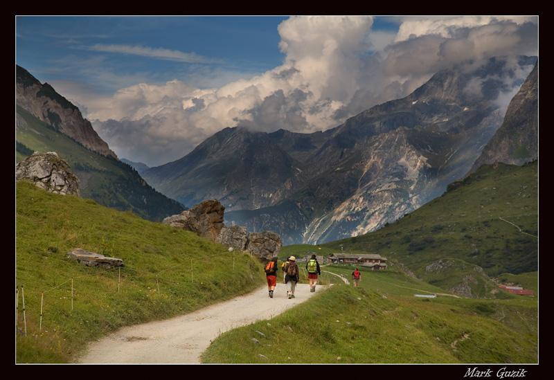 """фото """"Прогулка"""" метки: пейзаж, горы"""