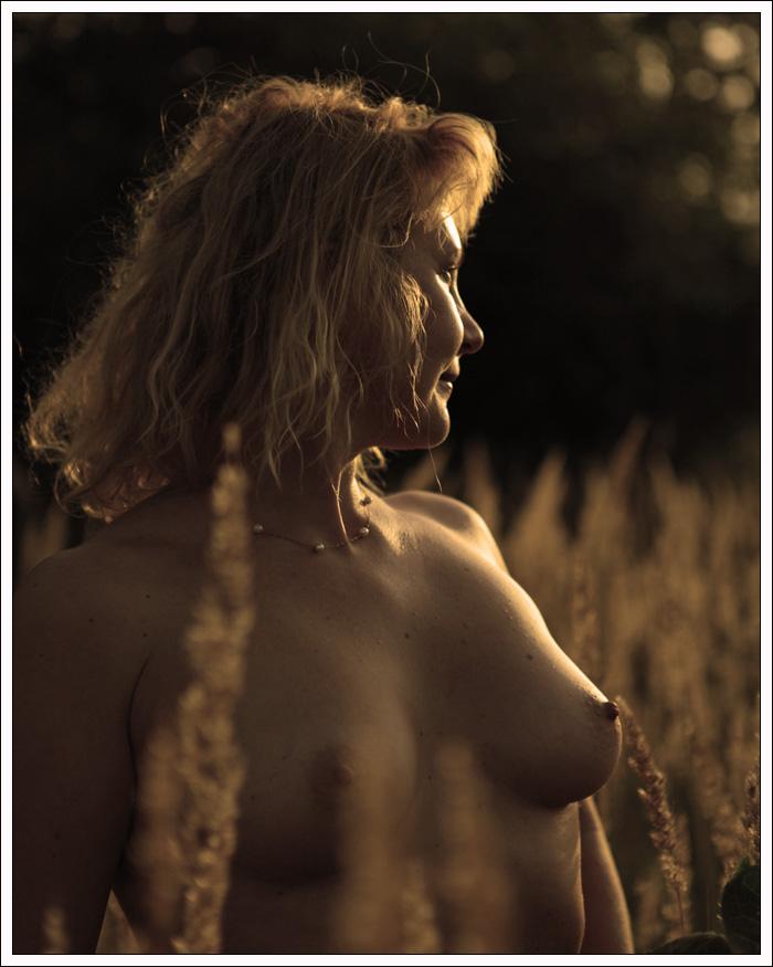 """фото """"в лучах заходящего солнца"""" метки: ню, портрет, женщина"""