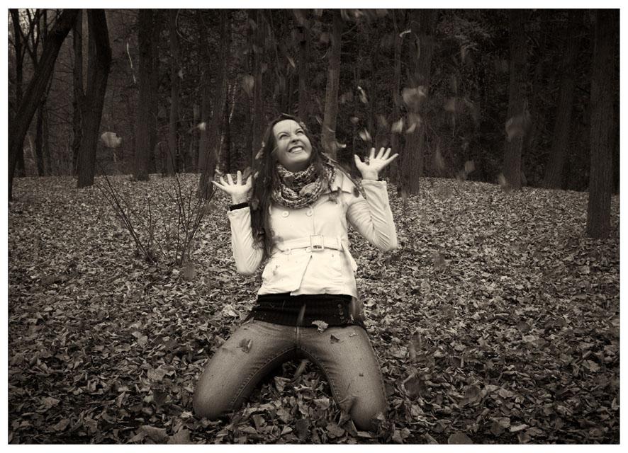 """фото """"be falling"""" метки: портрет, природа, женщина"""