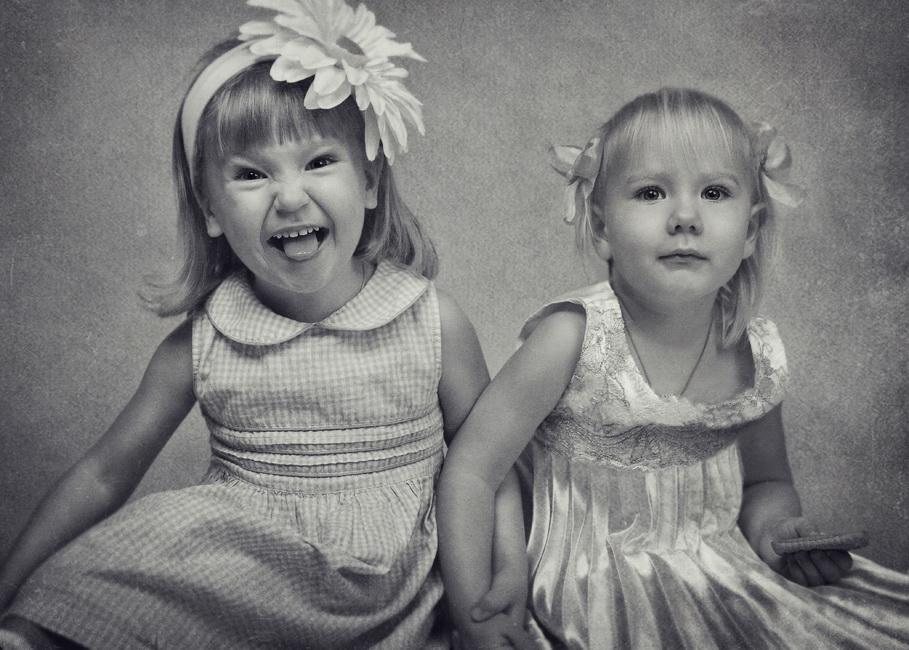 """фото """"Девушки бывают разные"""" метки: портрет, дети"""