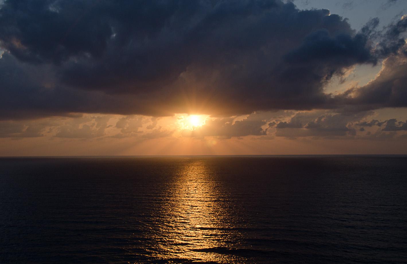 """фото """"может здесь живет бог....."""" метки: пейзаж, закат"""