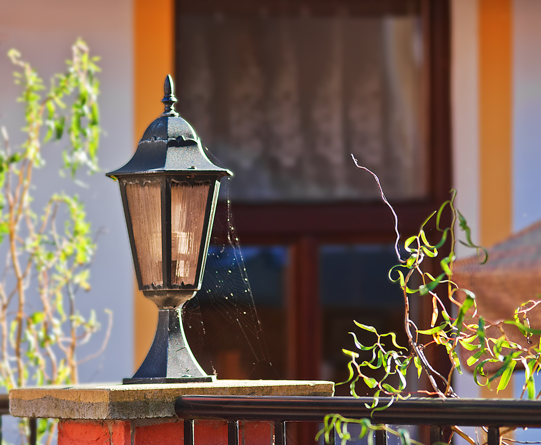 "фото ""История о фонаре и..."" метки: архитектура, город, пейзаж,"