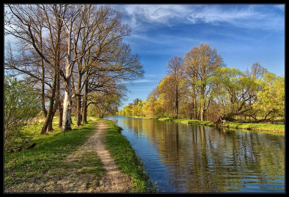 "фото ""Раз"" метки: пейзаж, весна, вода"