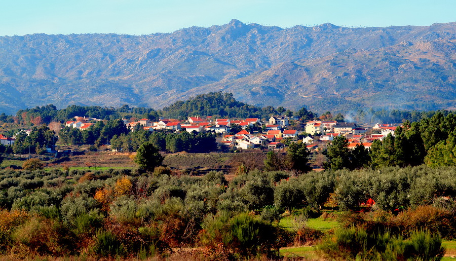 "фото """"My Portugal..."""" метки: пейзаж, горы"