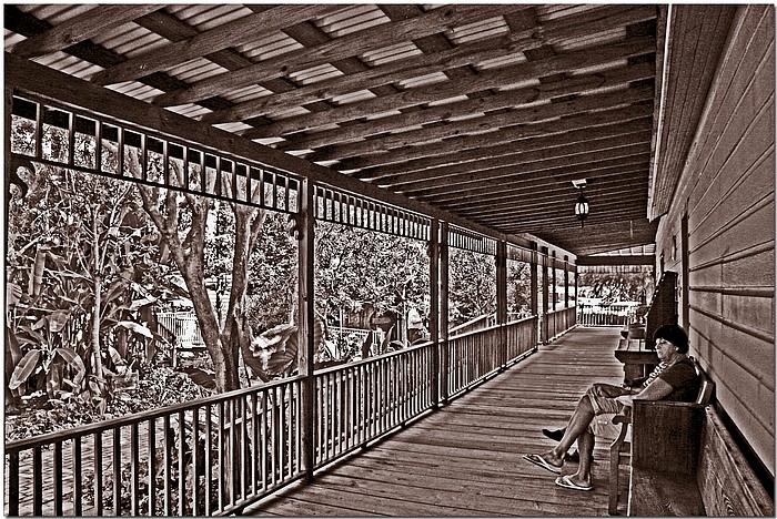 "фото ""Veranda"" метки: архитектура, путешествия, пейзаж, Северная Америка"