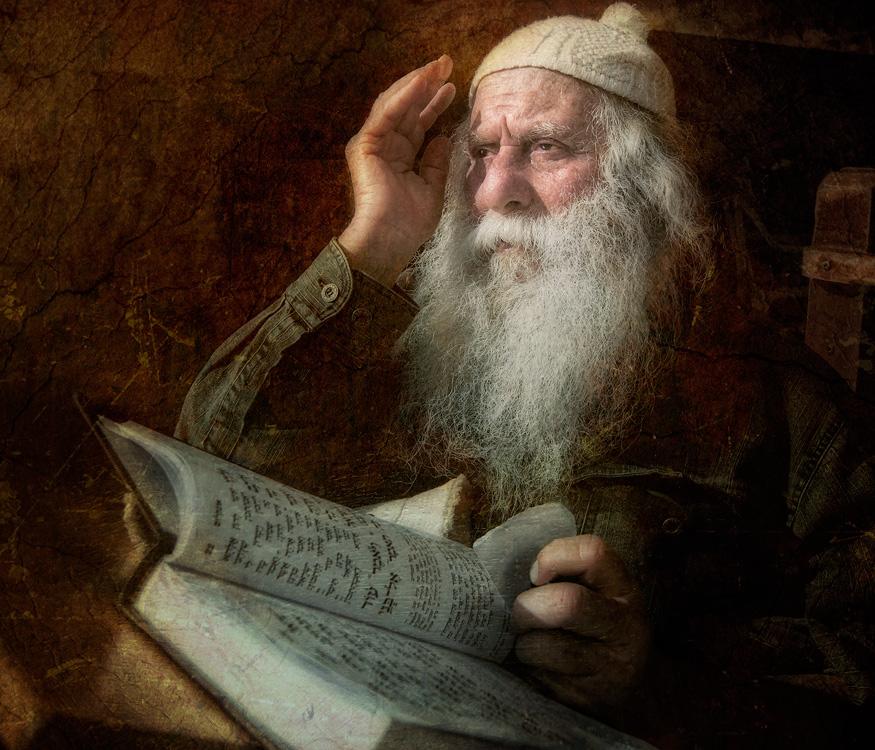 """фото """"Из древности..."""" метки: портрет, мужчина"""
