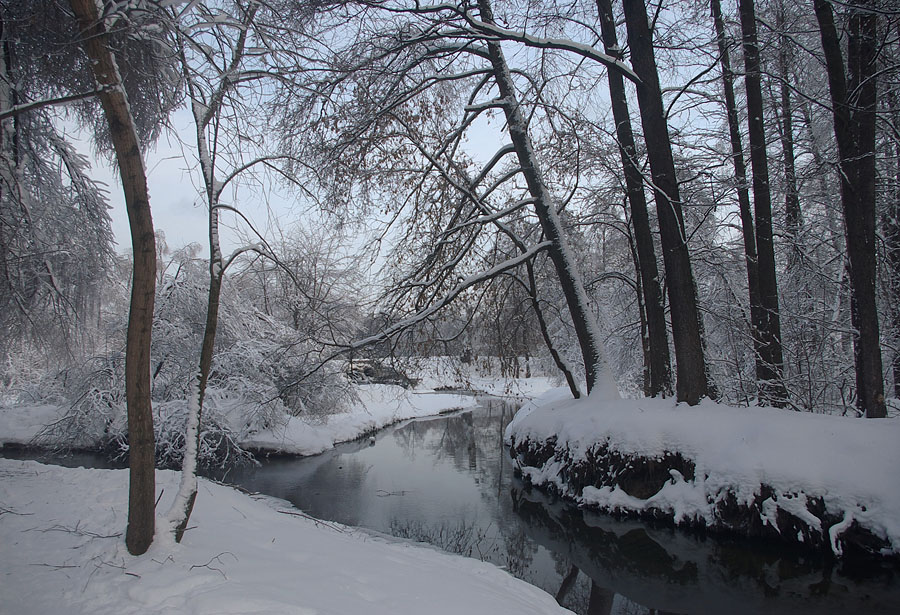 """фото """"Пономарька."""" метки: пейзаж, зима"""