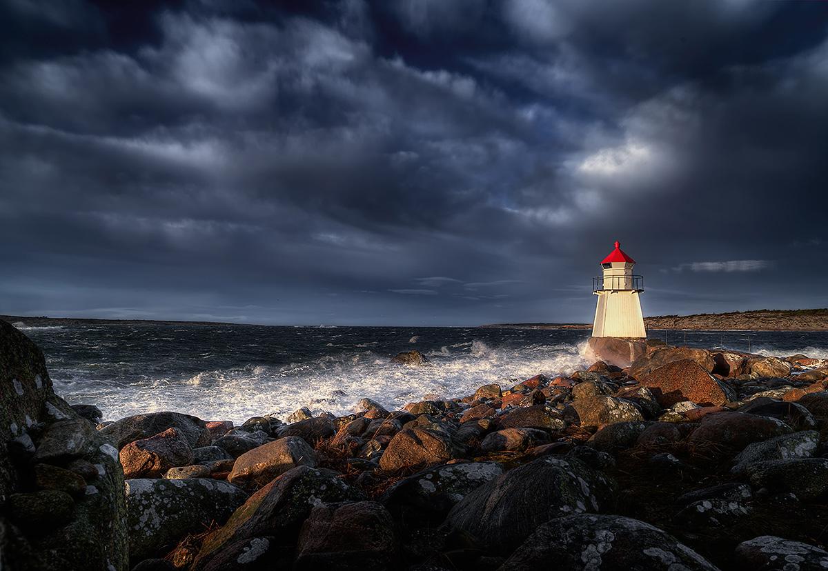 """фото """"Stormy Day...."""" метки: пейзаж, вода"""