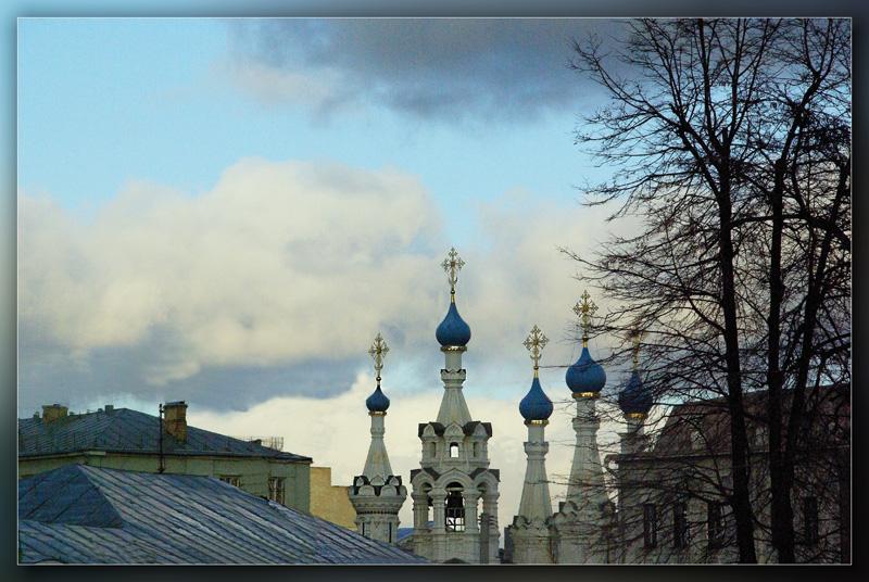 "фото ""Московске виды"" метки: ,"