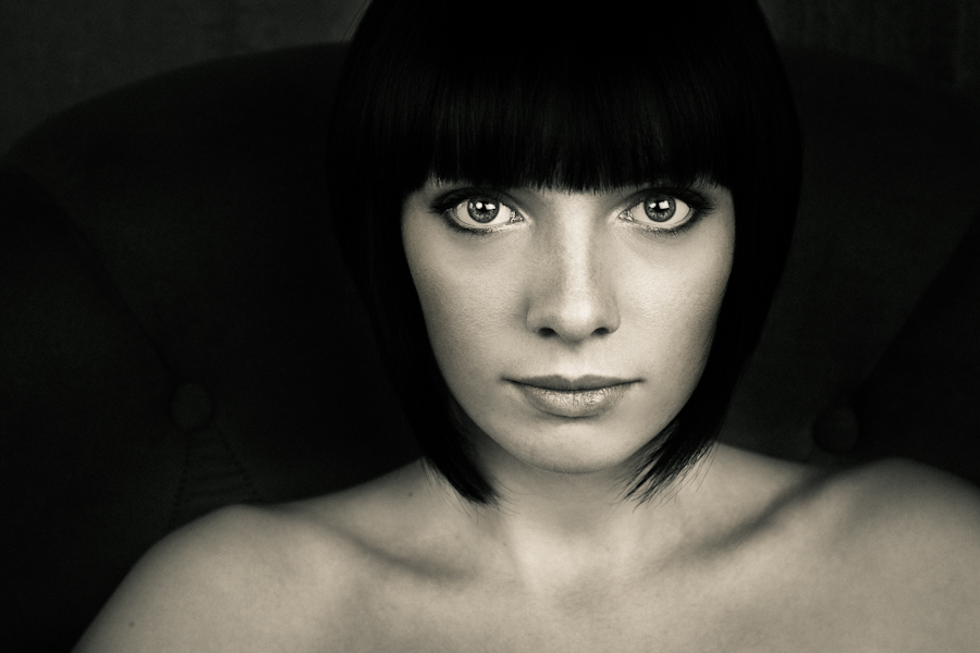 """фото """"***"""" метки: черно-белые, портрет, женщина"""