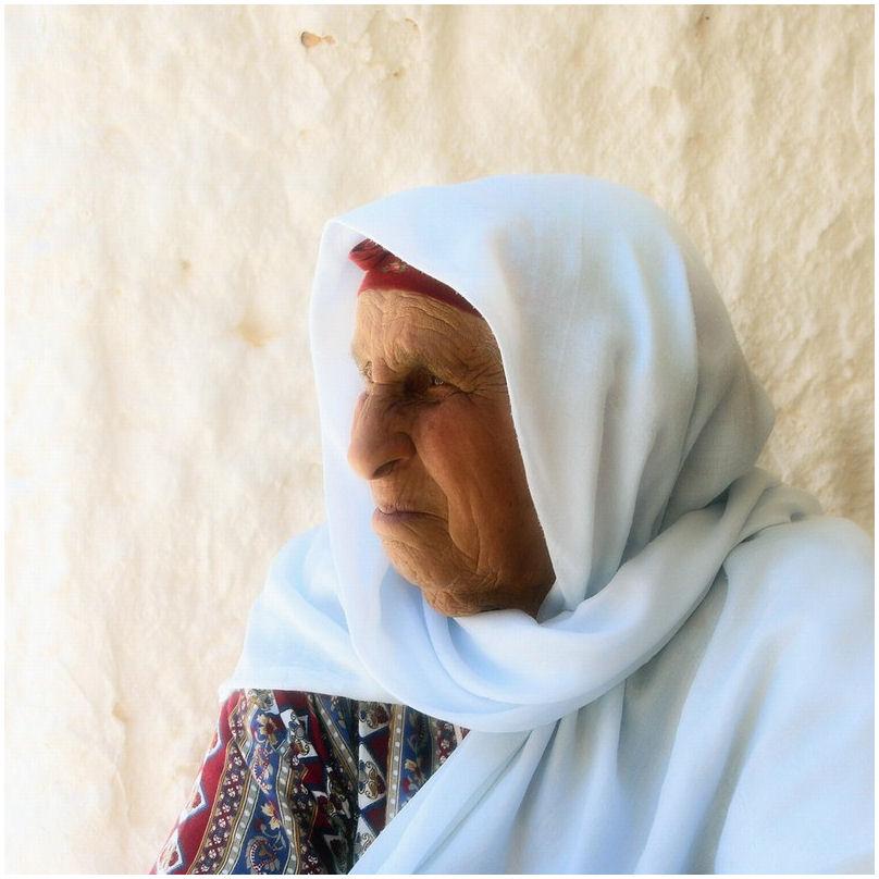 "фото ""Tunisian Woman 2"" метки: портрет, женщина"