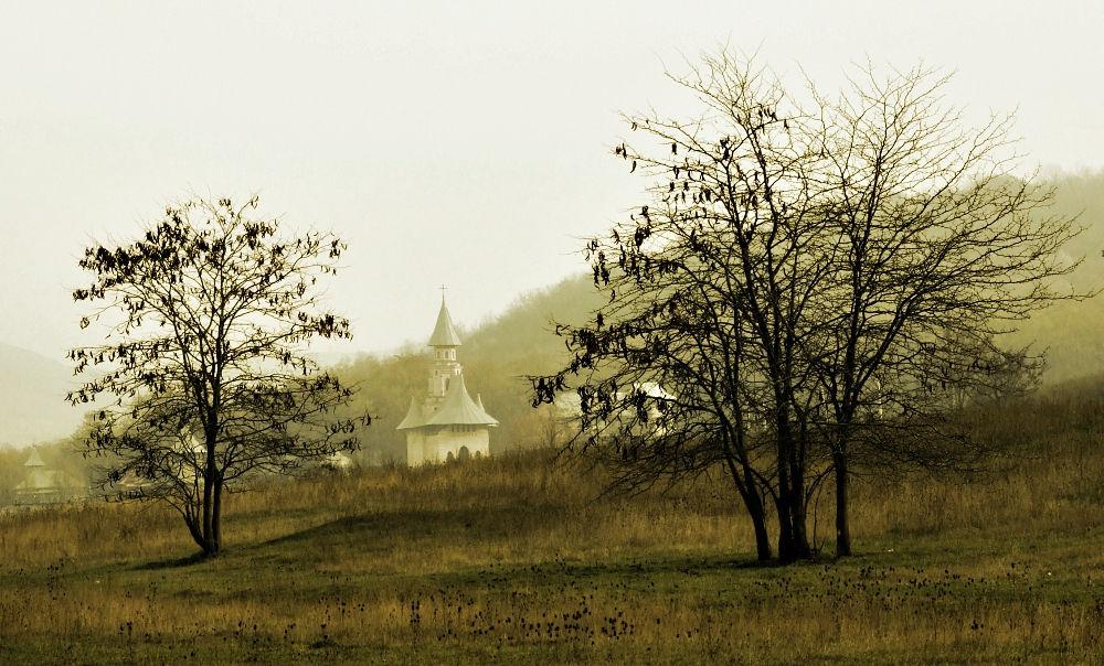 "photo ""autumn morning"" tags: landscape, autumn"