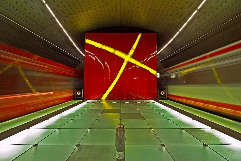 """photo """"next stop: fotofinish"""" tags: technics, architecture, landscape,"""