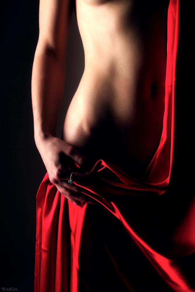 Черно красные фото голых 46369 фотография