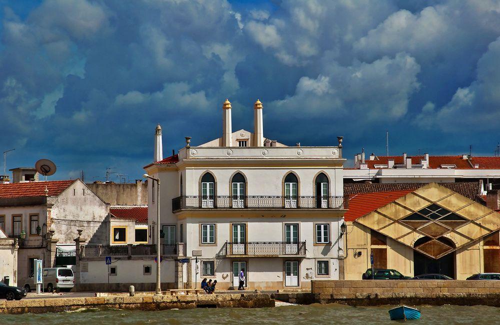 """photo """"Alcochete"""" tags: architecture, city, landscape,"""