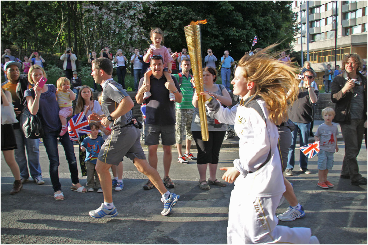 "photo ""The Olympic torch"" tags: reporting,"