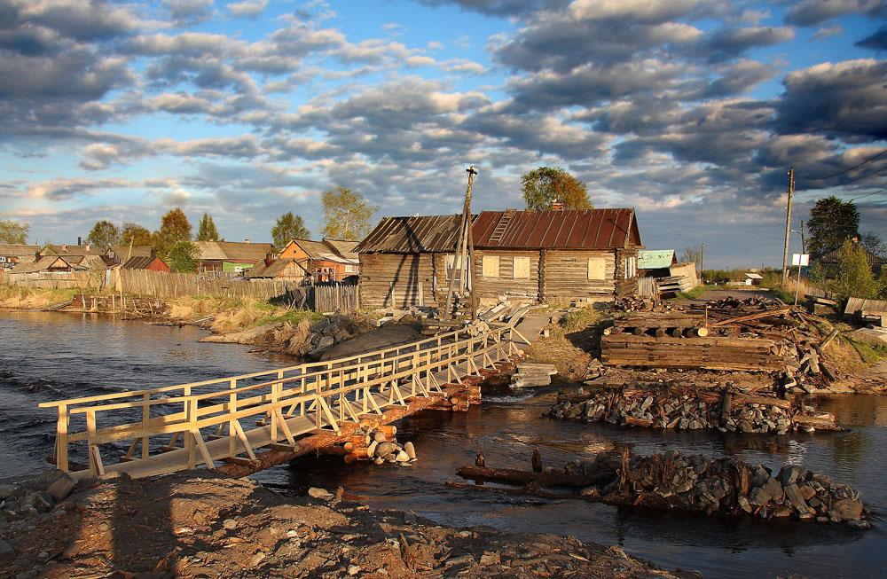 """фото """"Новый мостик"""" метки: пейзаж,"""