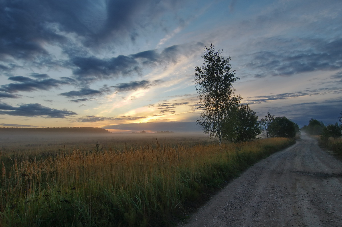 """фото """"Раннее утро"""" метки: пейзаж,"""