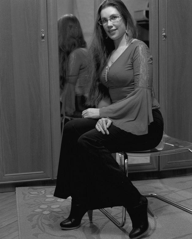 "фото ""Евгения"" метки: портрет, женщина"