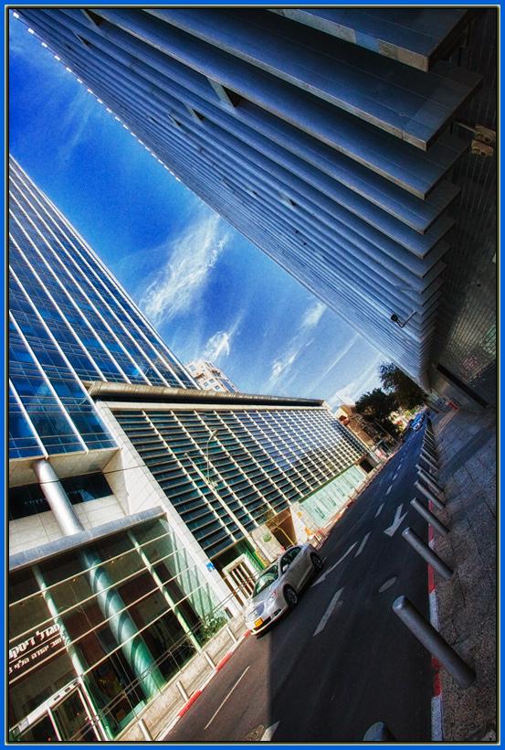 """photo """"Tel-Aviv 8049"""" tags: architecture, city, landscape,"""