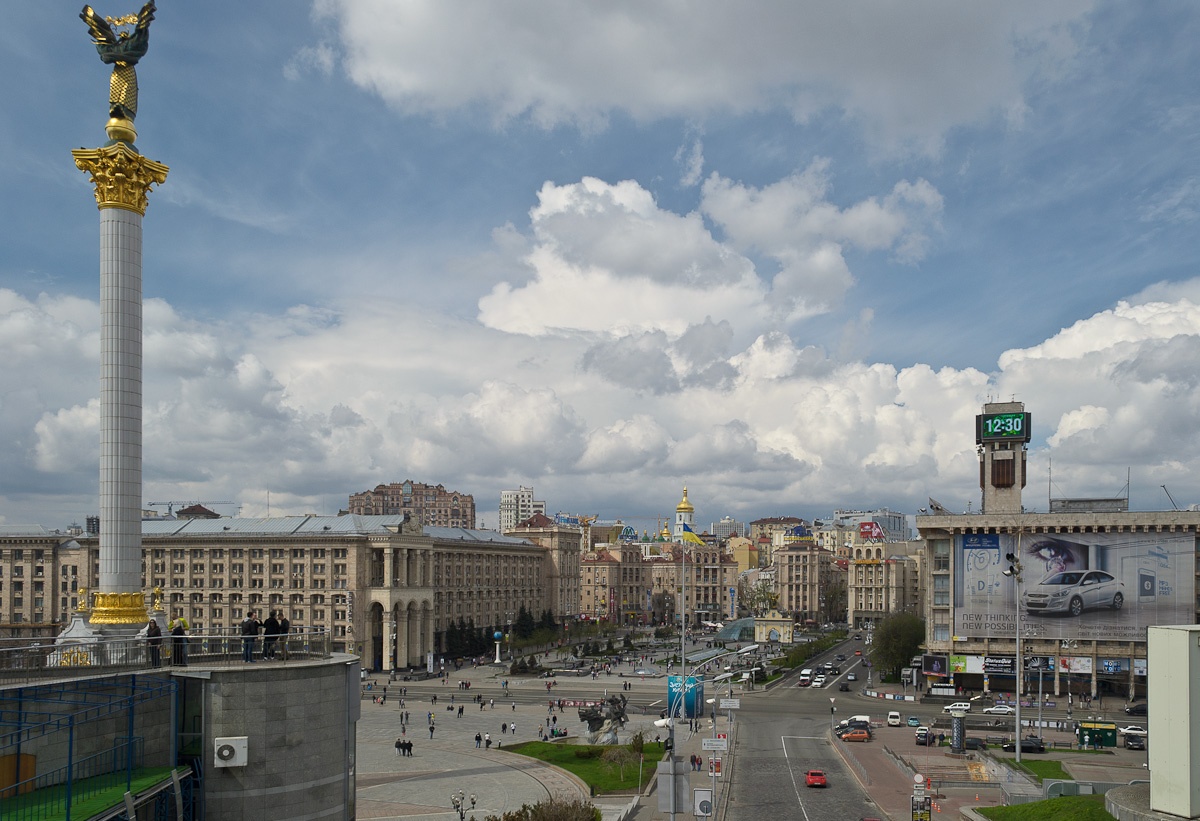"photo ""***"" tags: landscape, city, clouds"