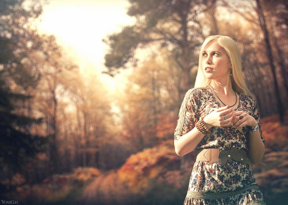 "фото ""Dreamwood"" метки: пейзаж, портрет, женщина, лес"