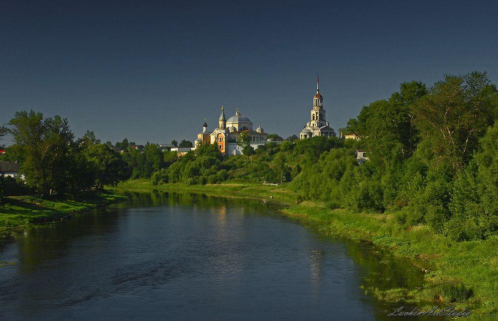 """фото """"в Торжке"""" метки: пейзаж, путешествия, Европа, лето"""