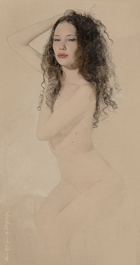 "photo ""Spanish lady"" tags: nude,"